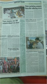 News Coverage - Tripura 6