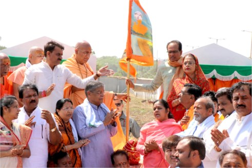 Narmada Seva Yatris to be honoured at CM House on May 31