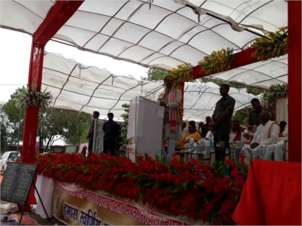 Thandla to be relieved of poverty: CM Chouhan