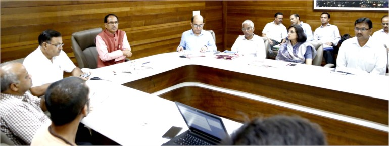 Make Nadi Abhiyan a success in state, CM Shri Chouhan reviews preparations