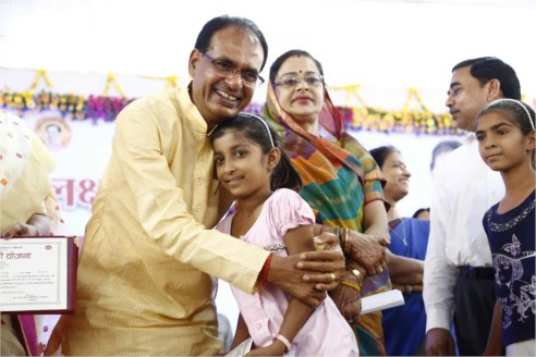 Law to be Enacted in Madhya Pradesh for Continuous Education of Girls