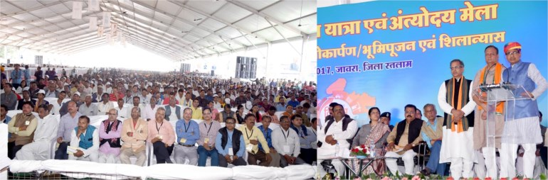 Narmada to be connected with Gambhir river by February-2018: CM
