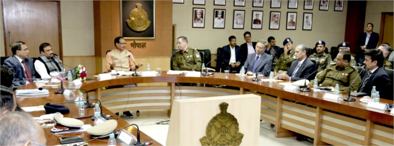 Society-Police Dialogue Campaign from January 8 to March 8