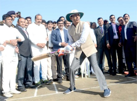 Sportsmanship Spirit is O.K. in Politics but Politics in Sports is not Good: CM Chouhan