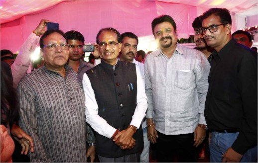 CM Chouhan Extends Holi and Rangpanchmi greetings to Journalists