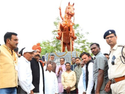 Virangana Rani Avanti Bai is an Icon of Women Empowerment: CM