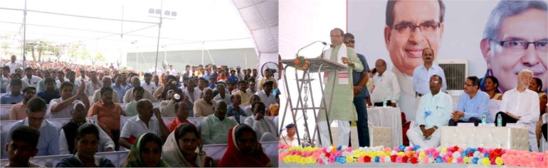 Women of Poultry Producers Co. are symbol of victory against poverty - Shivraj