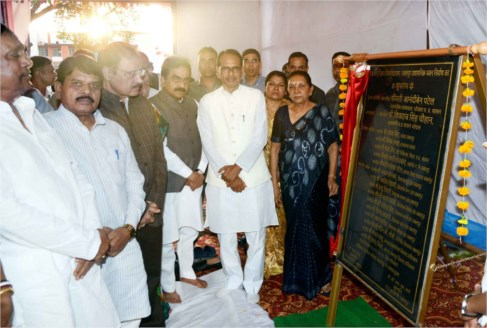 Governor and CM inaugurate construction work of Medical University's Administrative Building