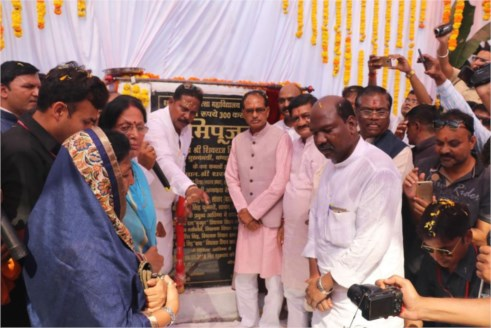 3 thousand houses are being constructed for poor in state every day: CM Shivraj Singh Chouhan