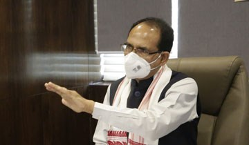 Significant decline in Corona infection in state: Chief Minister Shri Chouhan